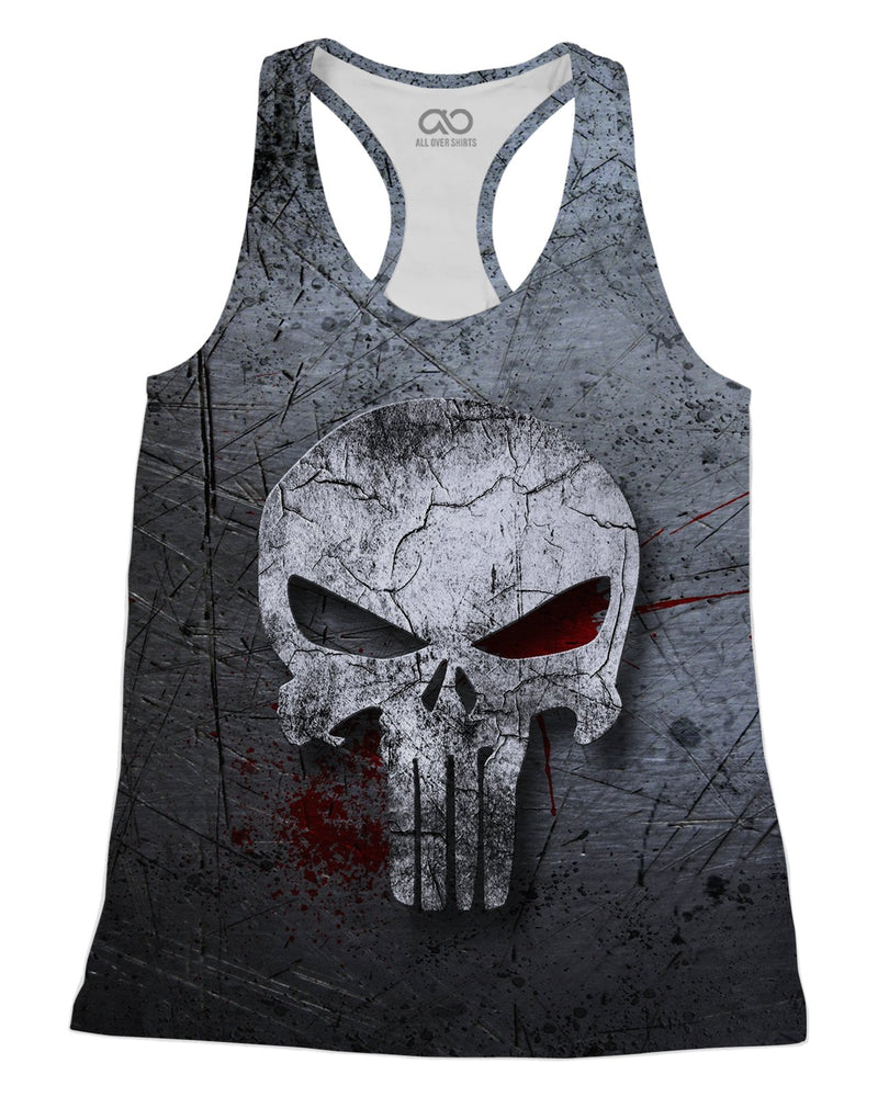 The Punisher Racerback-Tank
