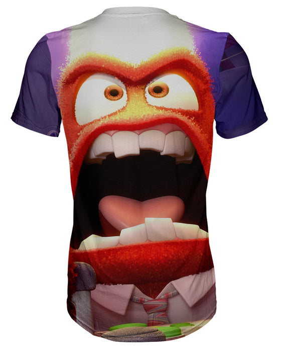 Anger Inside Out T-shirt