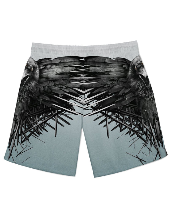 Game of Thrones Raven Athletic Shorts