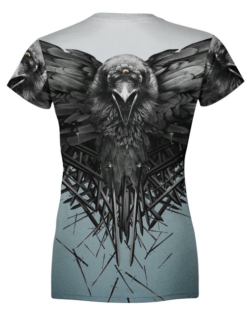 Game of Thrones Raven Women's T-shirt