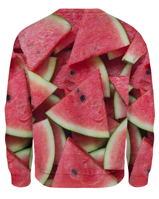 Watermelon Sliced Sweatshirt