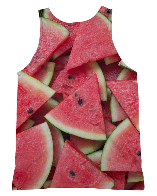 Watermelon Sliced Tank-Top