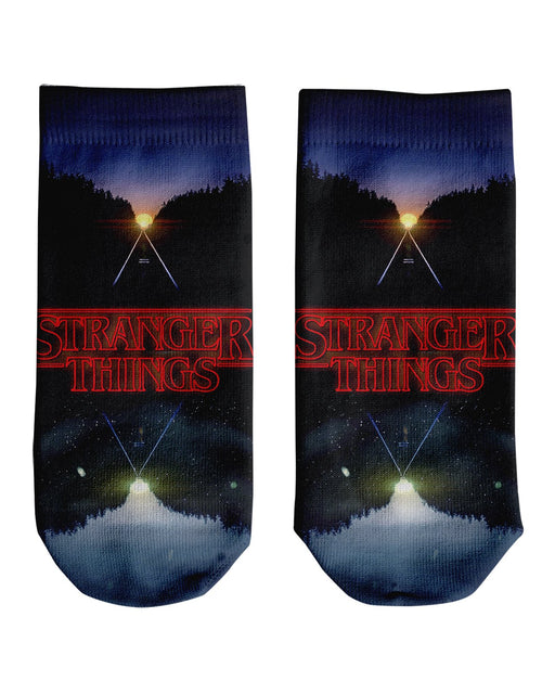 Stranger Things Ankle Socks