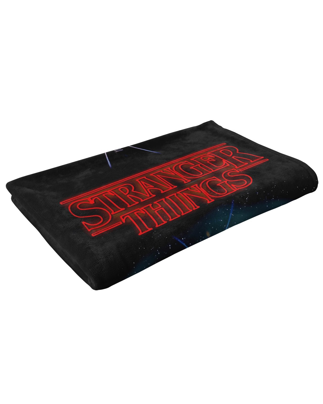 Stranger Things Fluffy Micro Fleece Throw Blanket