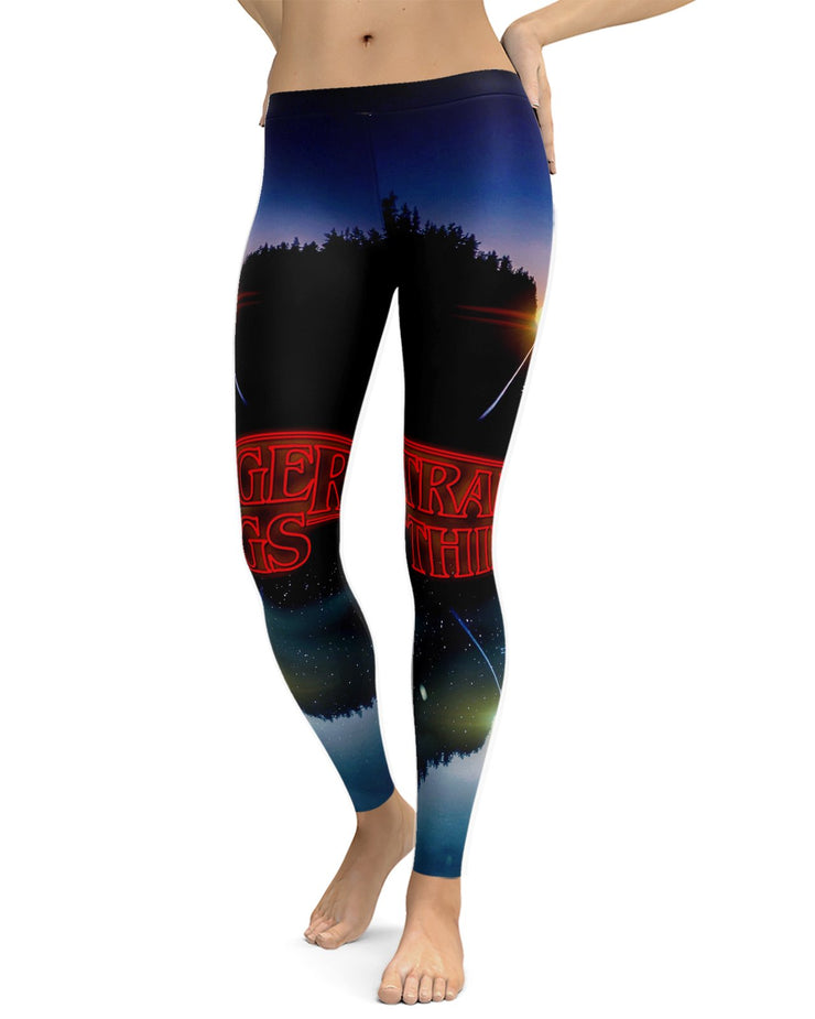 Stranger Things Leggings