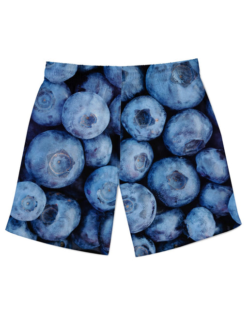 Blueberries Athletic Shorts