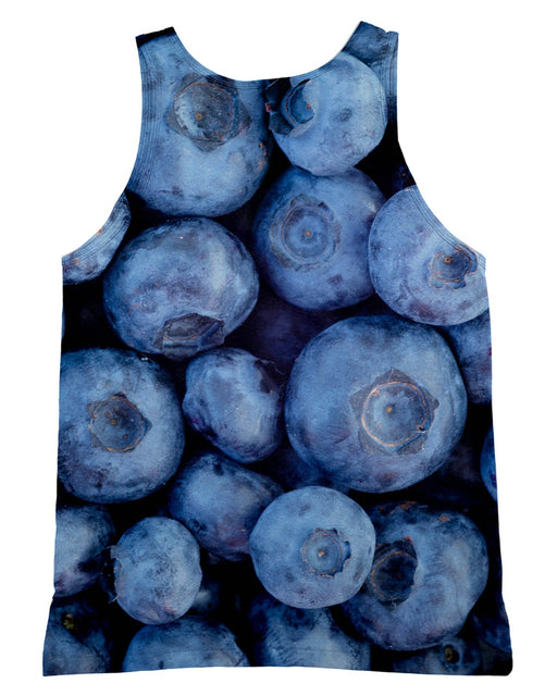 Blueberries Tank-Top