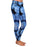 Blueberries Yoga Leggings