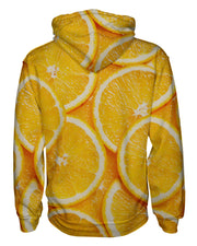 Orange Slices Women's Pullover Hoodie