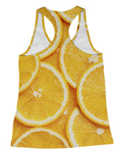 Orange Slices Racerback-Tank