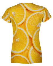 Orange Slices Women's T-shirt