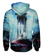 Star Wars Battlefront Walker Pullover Hoodie