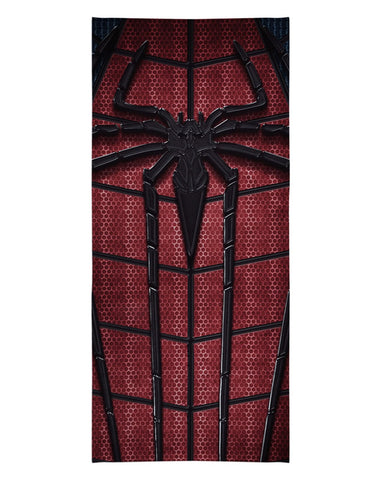Spiderman printed all over in HD on premium fabric. Handmade in California.