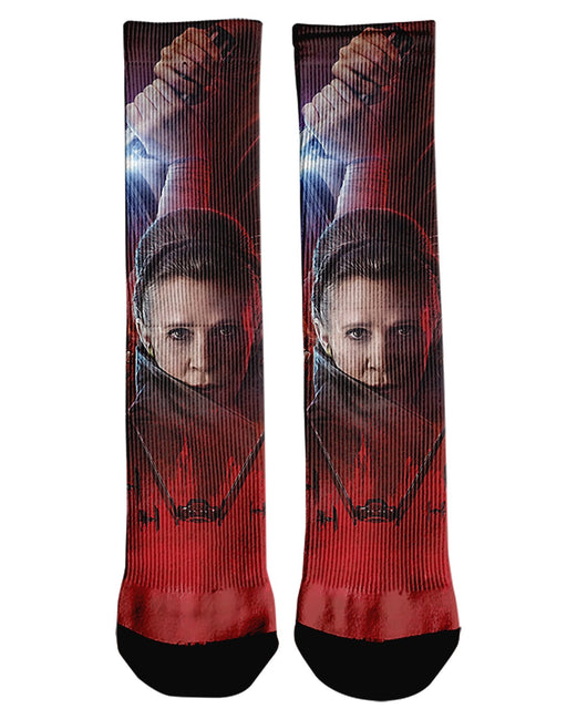 Star Wars The Last Jedi printed all over in HD on premium fabric. Handmade in California.