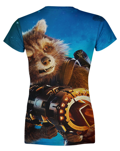 Rocket Raccoon Women's T-shirt