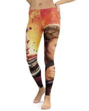 Star Lord Chris Pratt Leggings
