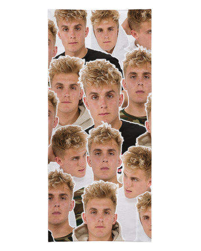 Jake Paul Beach Towel