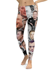 Elon Musk Leggings