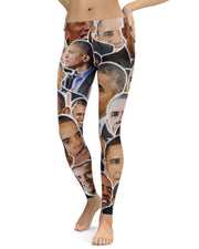 Barack Obama Leggings