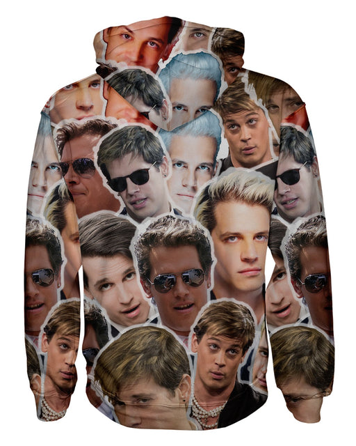 Milo Yiannopoulos Pullover Hoodie