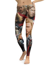 Thor Odinson Leggings