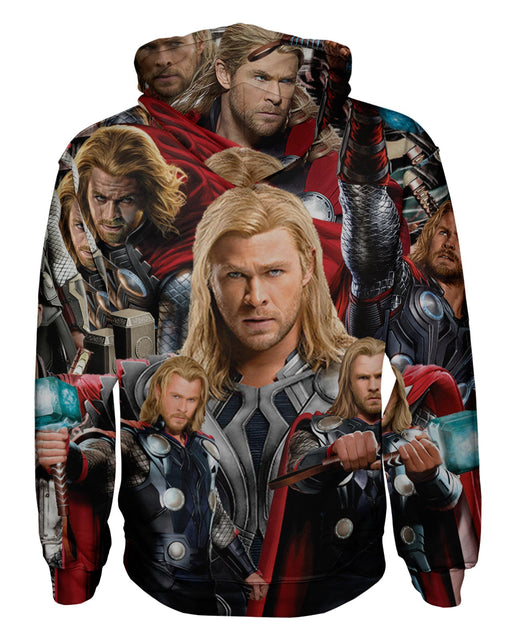 Thor Odinson Pullover Hoodie