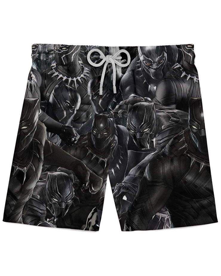 Black Panther Athletic Shorts