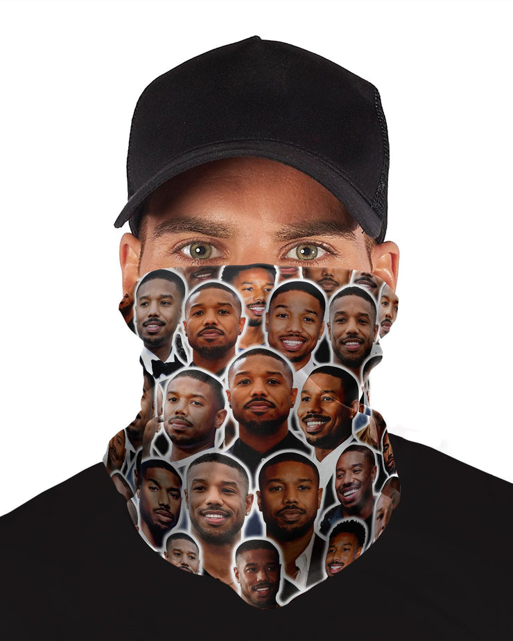 Michael B Jordan Gaiter (Multipurpose Face Mask)