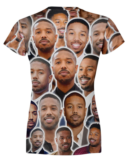 Michael B Jordan Women's T-shirt