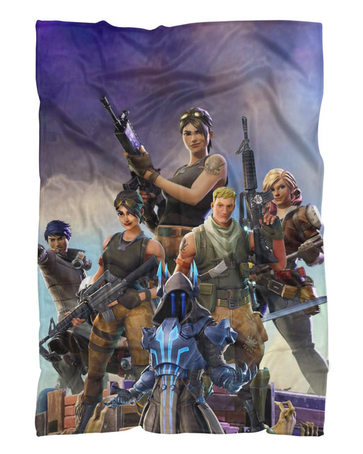 Fortnite printed all over in HD on premium fabric. Handmade in California.