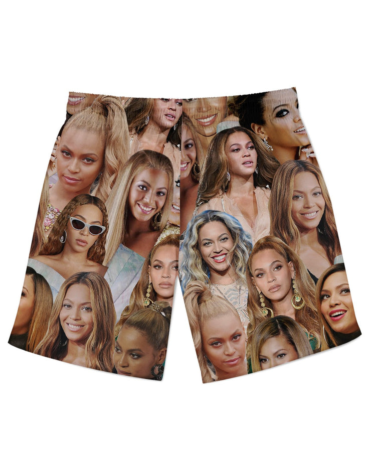 Beyonce Athletic Shorts