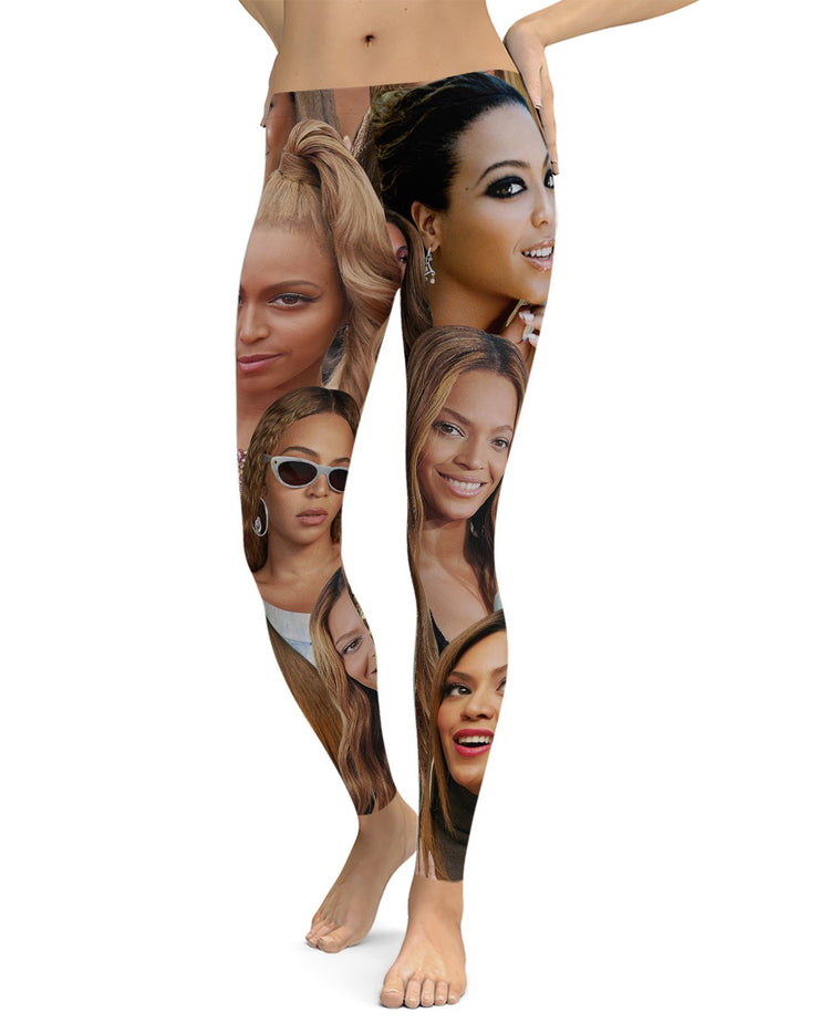 Beyonce printed all over in HD on premium fabric. Handmade in California.