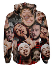 Post Malone Pullover Hoodie