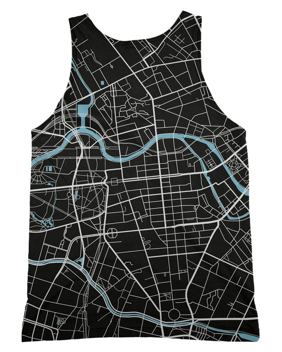 Berlin Map Tank-Top