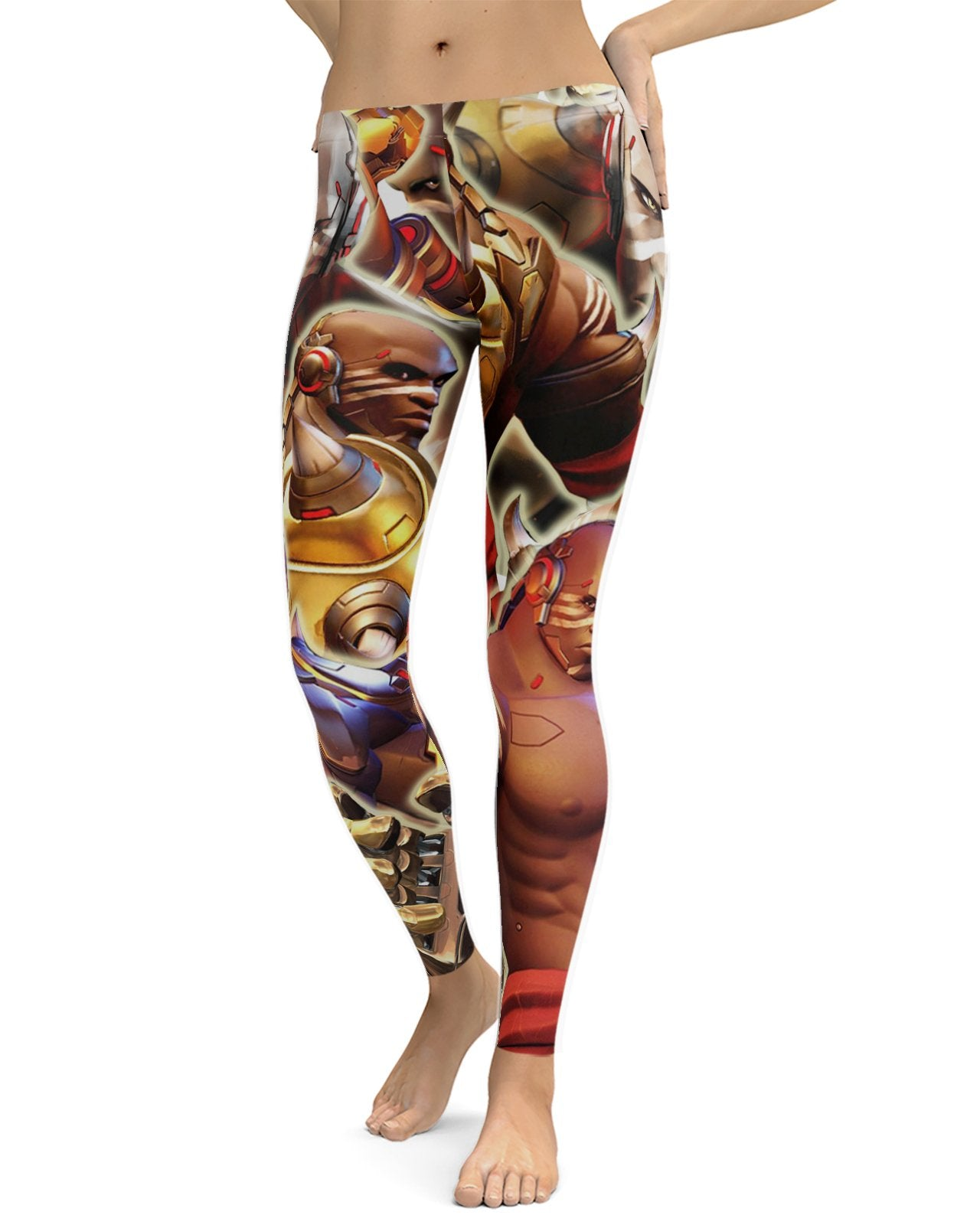 Doomfist Leggings
