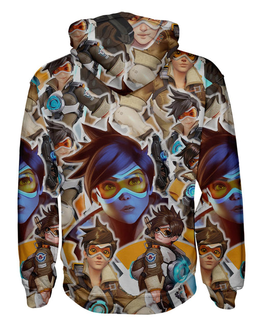 Tracer Pullover Hoodie
