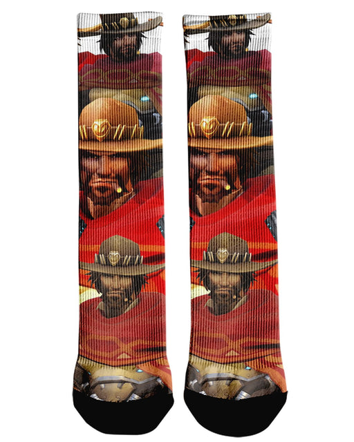 Mc Cree Crew Socks
