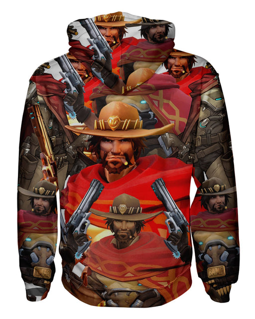 Mc Cree Pullover Hoodie