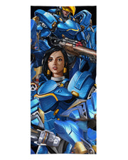 Pharah Beach Towel