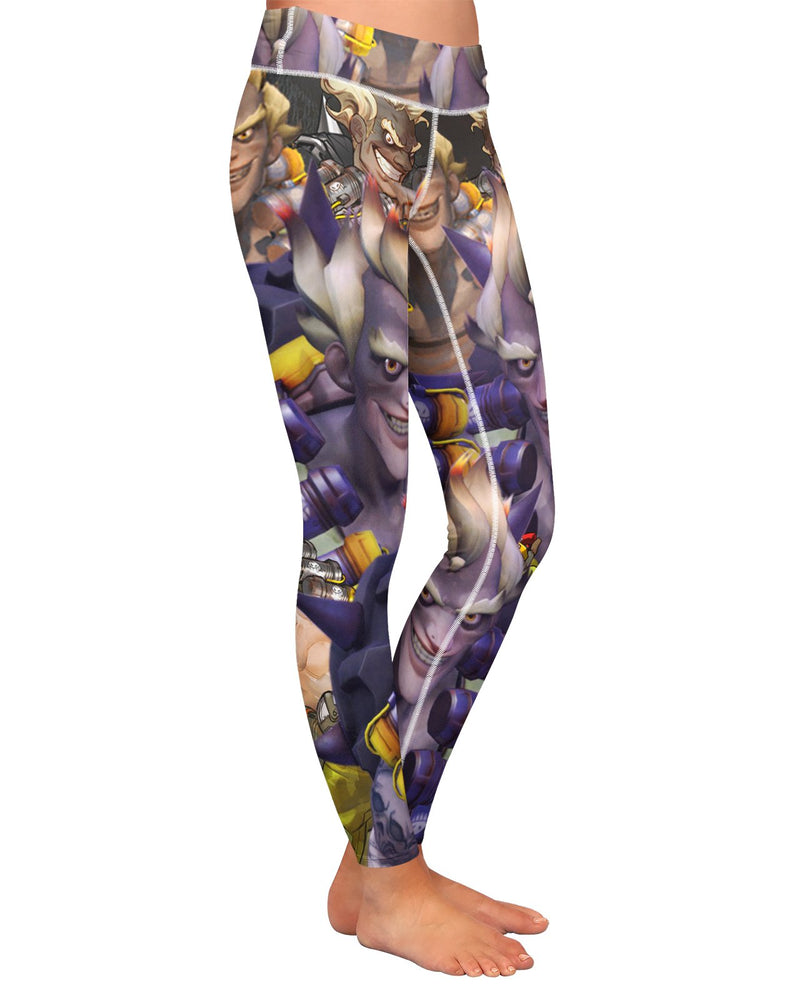 Junkrat Yoga Leggings