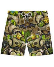 Orisa Overwatch Athletic Shorts