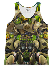 Orisa Overwatch Tank-Top
