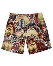 Torbjorn Athletic Shorts