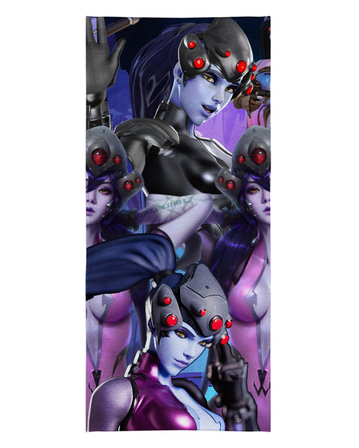 Widowmaker Beach Towel