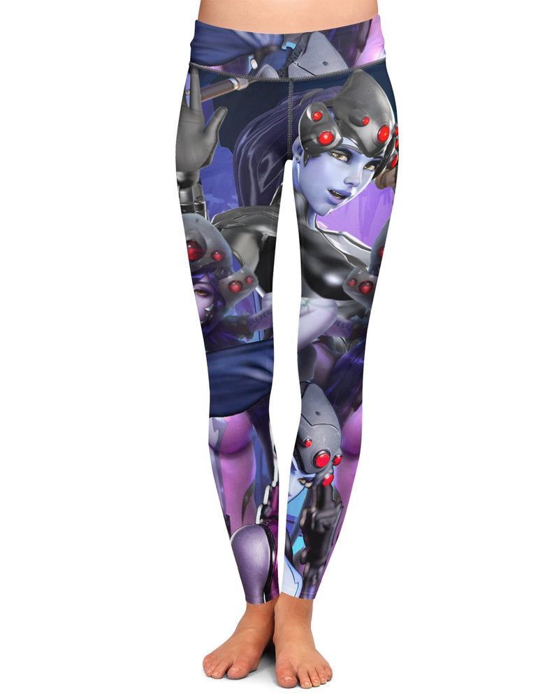 Widowmaker Yoga Leggings