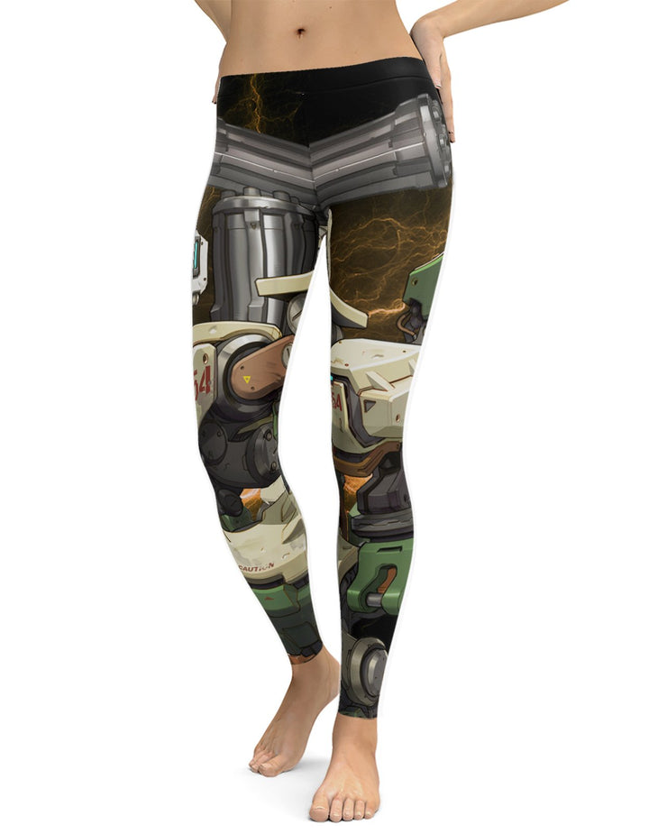 Bastion Leggings