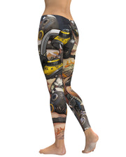Roadhog Overwatch Leggings