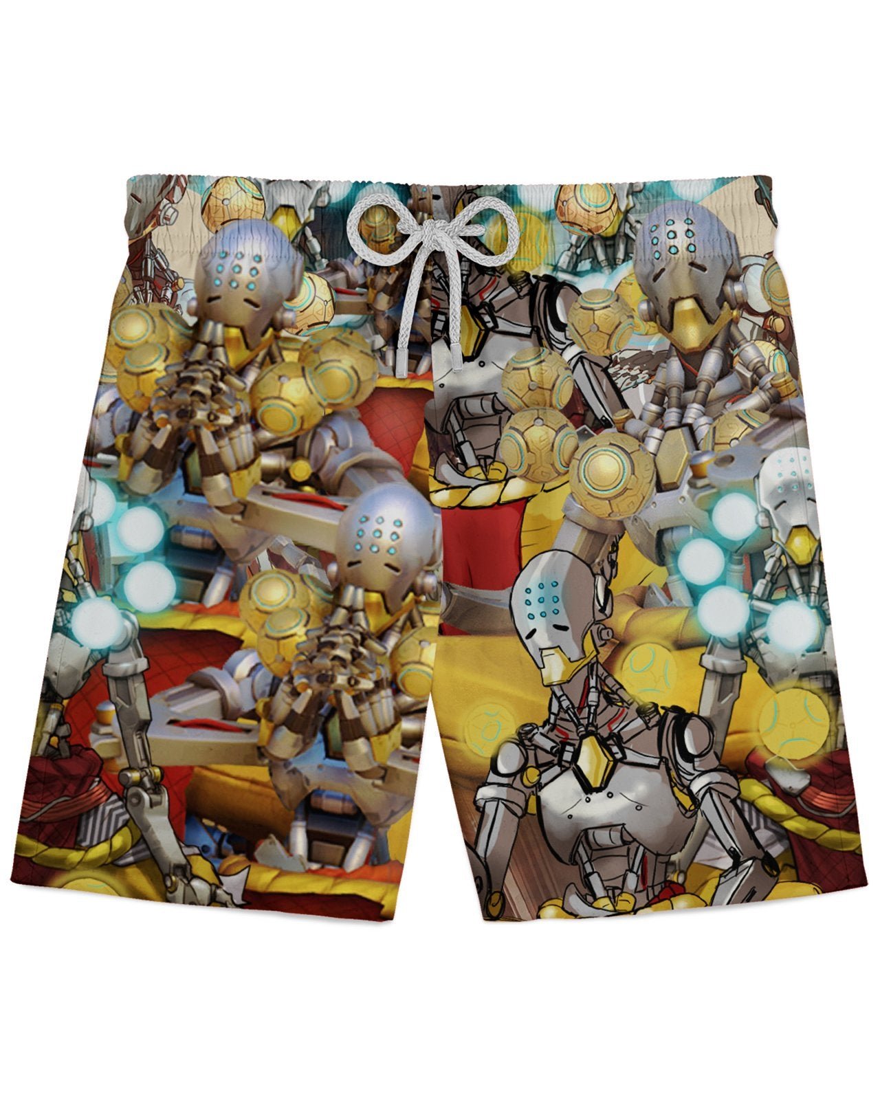 Zenyatta Athletic Shorts