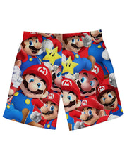 Mario Athletic Shorts