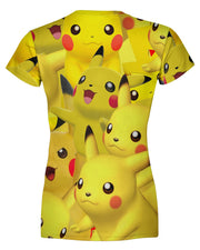 Pikachu Women's T-shirt